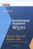 <b>Judith  Winterkamp</b>,Secretaresse Assistent Wijzer Aan de slag met heldere taal