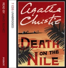 Christie, Agatha Death on the Nile. 7 CDs
