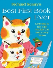 Richard Scarry Best First Book Ever