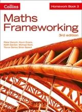 Peter Derych,   Kevin Evans,   Keith Gordon,   Michael Kent KS3 Maths Homework Book 3
