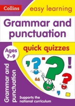 Collins UK Grammar and Punctuation Quick Quizzes