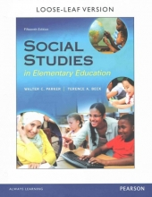 Parker, Walter C.,   Beck, Terence A. Social Studies in Elementary Education