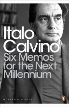 Calvino, Italo Six Memos for the Next Millennium