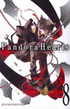 Mochizuki, Jun Pandora Hearts 8
