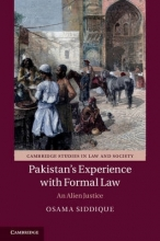 Siddique, Osama Pakistan`s Experience with Formal Law