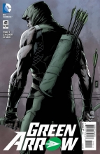 Percy, Benjamin Green Arrow Vol. 8