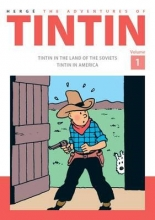 Hergé The Adventures of TinTin Vol 1 Compact Edition