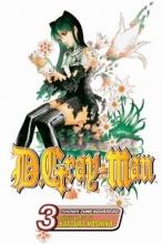 Katsura, Hoshino D.Gray-Man 3