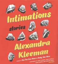 Kleeman, Alexandra Intimations