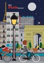Hanson, Robert Samuel Bike Paris Journal