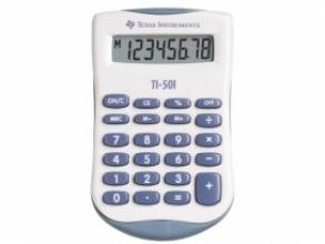 , Rekenmachine TI-501