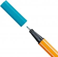 , Stabilo fineliner 88 kleur 31 blauw