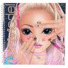 , Topmodel create your hand design kleurboek