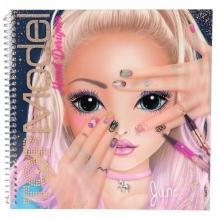 , Topmodel create your hand design kleurboek
