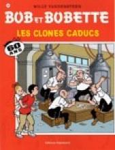 Willy  Vandersteen Bob et Bobette Les clones caducs