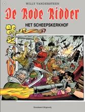 Willy  Vandersteen De Rode Ridder Het scheepskerkhof