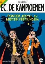 Hec  Leemans FC De Kampioenen FC De Kampioenen 78 Dokter Jekyll en Mister Vertongen