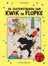 Herge Kwik en Flupke Integraal Hc02