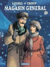 Loisel,,Regis/ Tripp,,Jean-lois Magasin General Integrale Hc01