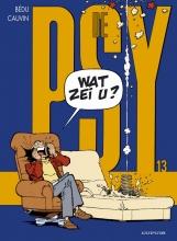 Bédu/ Cauvin,,Raoul Psy 13