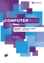 Computerwijs Basics Windows 10 /  Office 2016 - Leerwerkboek