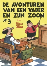Sleen Marc, Dirk  Stallaert , Avonturen van een Vader en Zijn Zoon 03