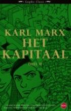 Karl  Marx Graffic Classic Het kapitaal 2