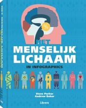 Steve  Parker, Andrew  Baker Het menselijk lichaam in infographics