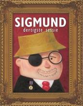 Peter de Wit , Sigmund dertigste sessie