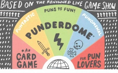 Firestone, Fred,Punderdome: A Card Game for Pun Lovers