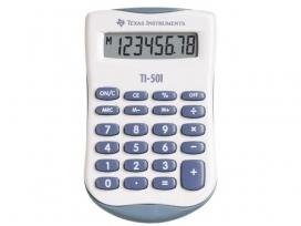 ,Rekenmachine TI-501