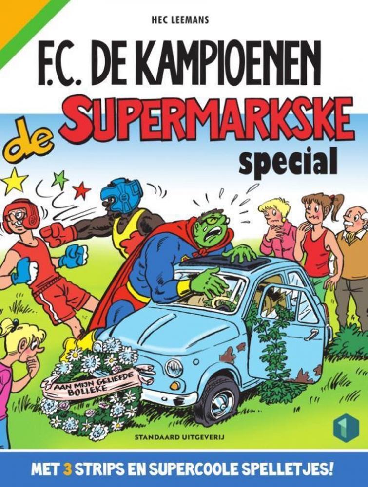 Hec Leemans,De Supermarkske-special