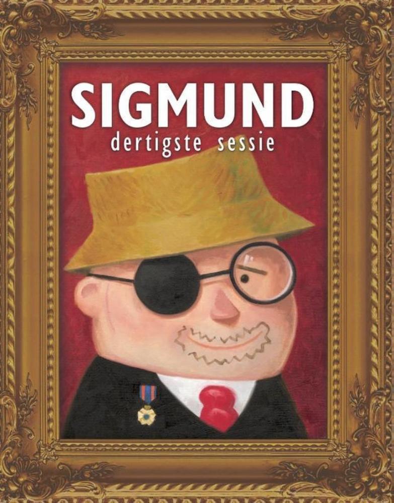 Peter de Wit,Sigmund dertigste sessie