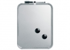 ,<b>Whiteboard Nobo Slim Line 22x28cm zilver</b>