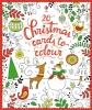 Usborne, 20 Christmas Cards to Colour