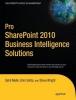 Malik, Sahil,Sistla, Srini, Pro SharePoint 2010 Business