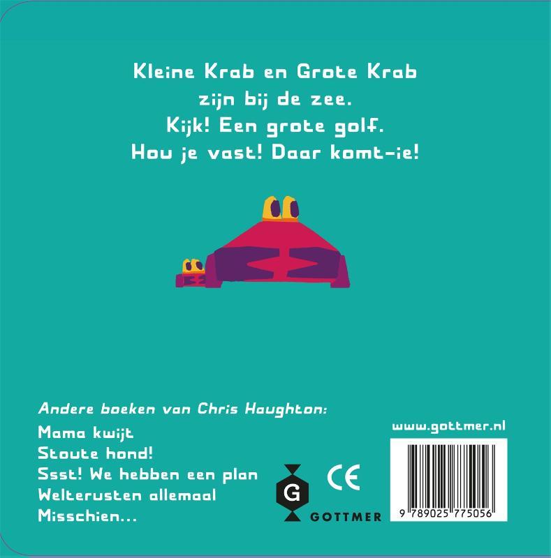 Chris Haughton,Komt goed, Kleine Krab