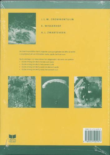 J.L.M. Crommentuyn, E. Wisgerhof, A.J. Zwarteveen,Banas 1 Vmbo B Werkboek