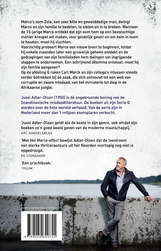 Jussi Adler-Olsen,Het marco-effect