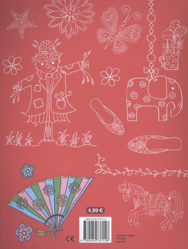 ,Het lieve meisjes kleurboek