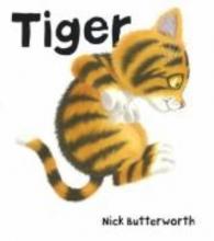 Nick Butterworth Tiger