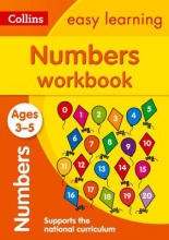 Collins Easy Learning Numbers Workbook Ages 3-5: New Edition
