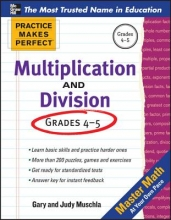 Muschla, Gary Robert Practice Makes Perfect Multiplication and Division