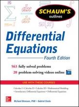 Richard Bronson,   Gabriel Costa Schaum`s Outline of Differential Equations