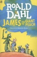 Roald,Dahl Penguin Dahl Fiction James and the Giant Peach