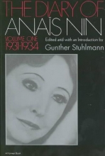 Nin, Anais,   Stuhlmann, Gunther The Diary of Anais Nin, 1931-1934