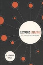 Hayles, N. Katherine Electronic Literature