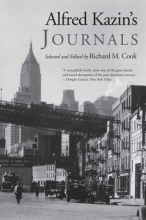 Cook, Richard M. Alfred Kazin`s Journals