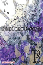 Mochizuki, Jun Pandorahearts, Vol. 18