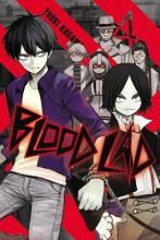 Kodama, Yauki Blood Lad, Vol. 4